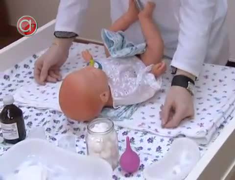 клизма видео очистить организм от паразитов